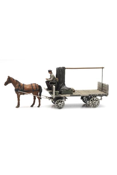 387.428 VG&L Paard en wagen
