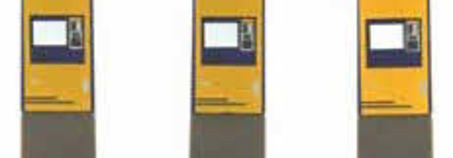 1:160 Ticketautomaat NS (NL)