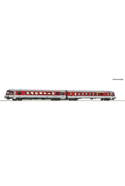 72071 Dieseltreinstel 628 509-1