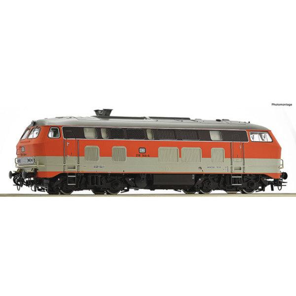 Roco Diesellocomotief BR 218.1