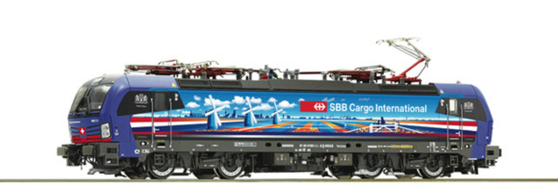 Elektrische locomotief 193 525-3 Holland Piercer