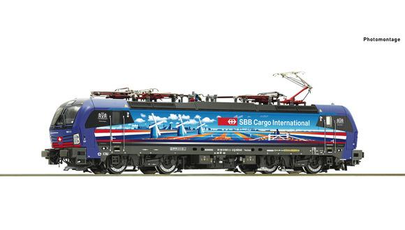 Elektrische locomotief 193 525-3 Holland Piercer-1