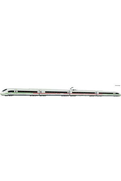 """72094 4 delig elektrisch treinstel 407 008-2 """"Velaro"""""""
