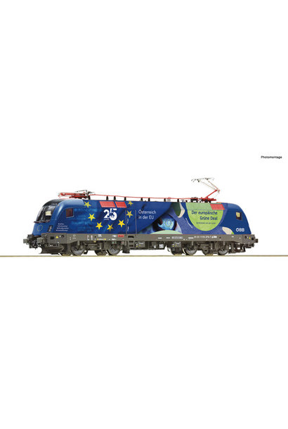 """70502 Elektrische locomotief 1116 276-7 """"25 Jahre Östenreich in der EU"""""""