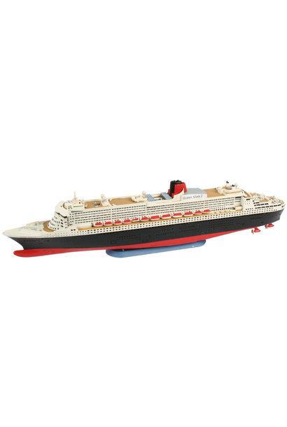 1:1200 Ocean Liner Queen Mary 2