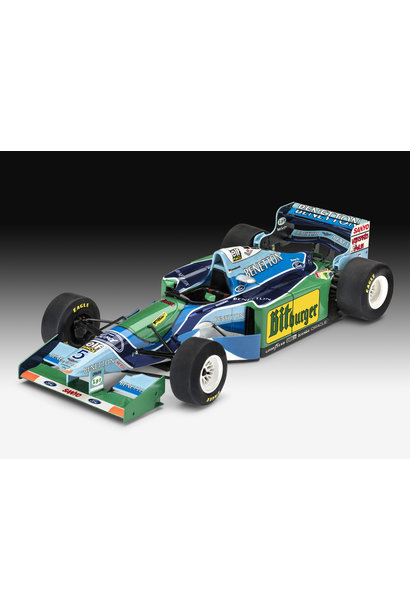 "1:24 25th Anniversary ""Benetton Ford"""