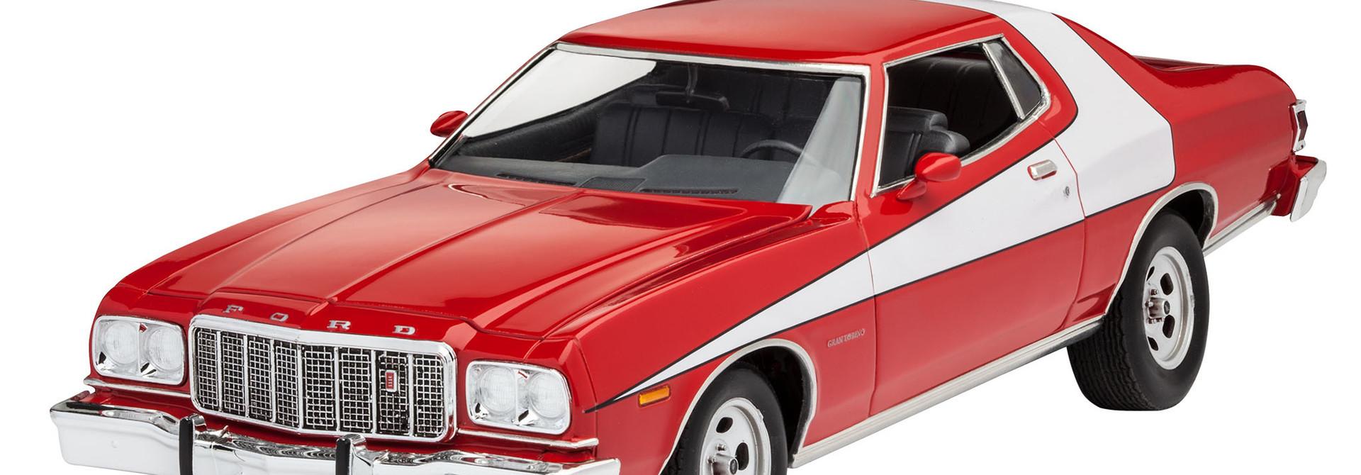 1:25 1976 Ford Torino