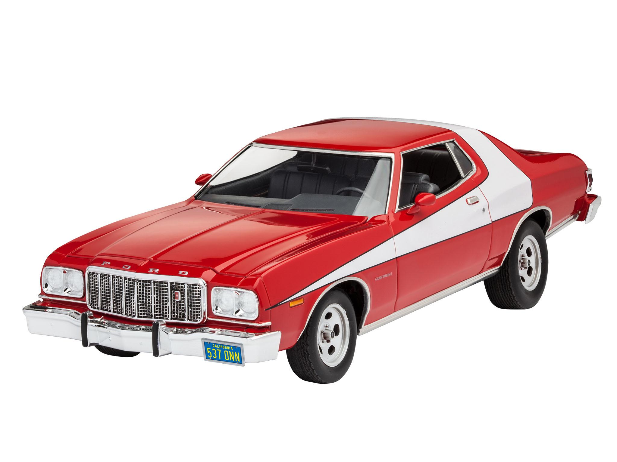 1:25 1976 Ford Torino-1