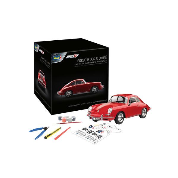 Revell 1:16 Adventskalender Porsche 356