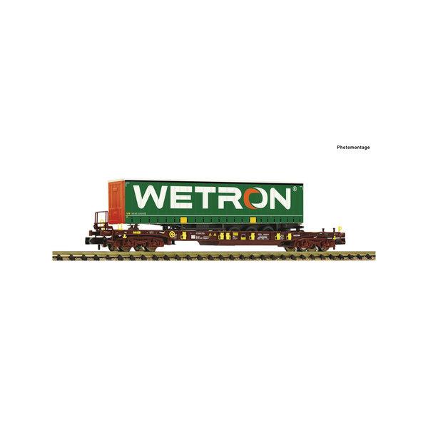 Fleischmann 825057 Taschenwagen T3 + Wetron