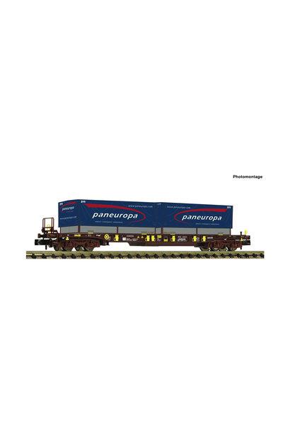 825058 Containerwagen T3 + Paneuropa