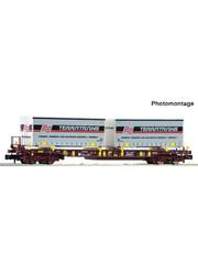 Fleischmann 825056 Containerwagen T3 + Terratrans