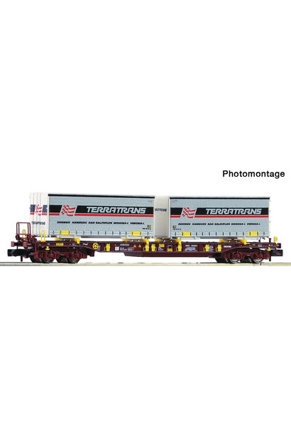 825056 Containerwagen T3 + Terratrans