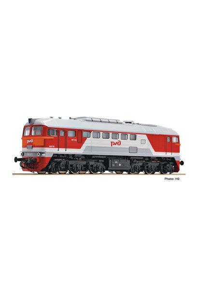 725290 Diesellocomotief M62