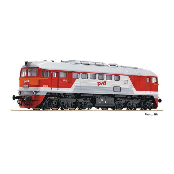 Fleischmann 725210 Diesellocomotief M62