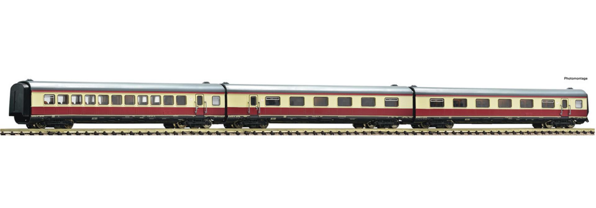 """741006 3 delige uitbreidingsset """"Alpen-See-Express"""""""