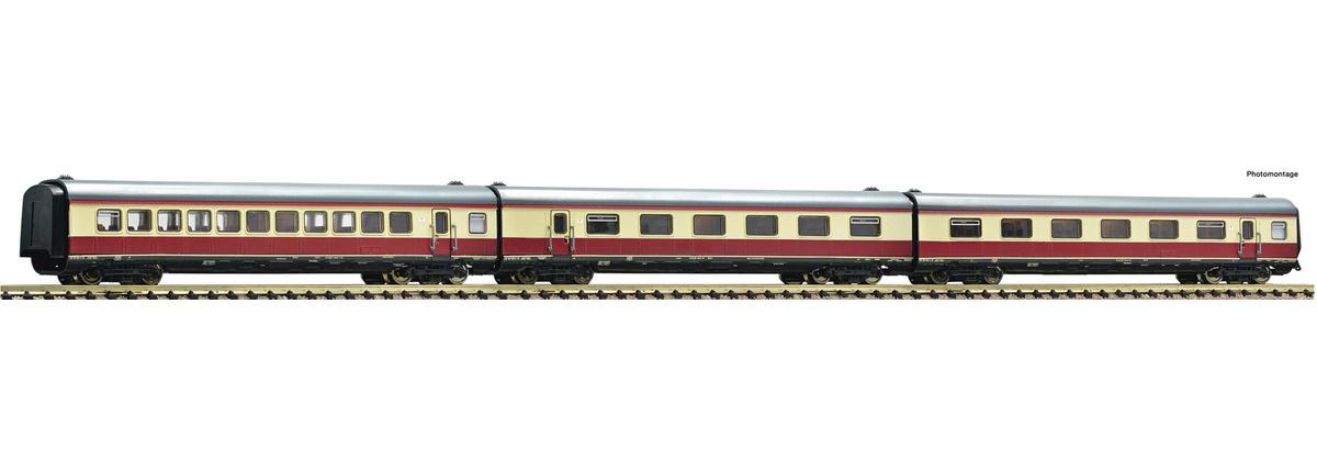 """741006 3 delige uitbreidingsset """"Alpen-See-Express""""-1"""