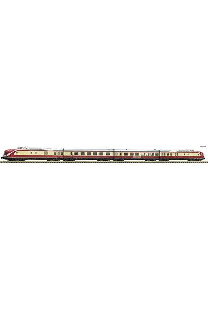 741005 4 delige dieseltreinstel BR 601