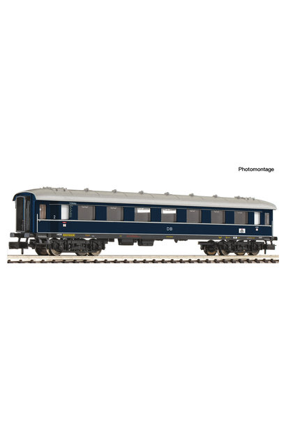 863105 Sneltreinwagon 2de klas