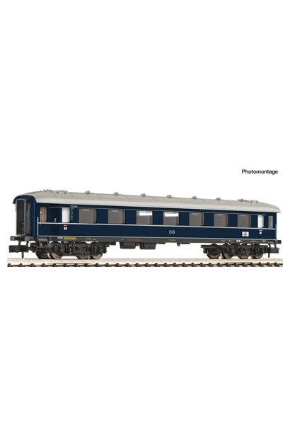 863104 Sneltreinwagon 2de klas