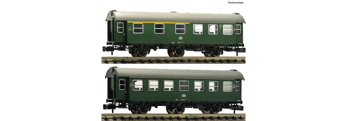 809909 2 delige set: ombouwwagens-1