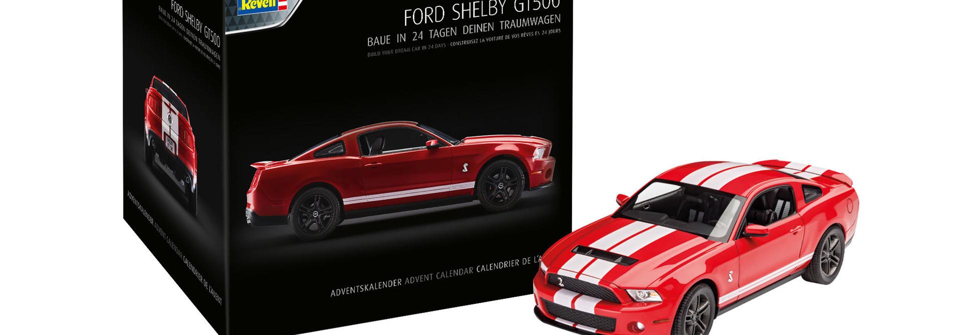 1:25 Adventskalender Ford Shelby GT