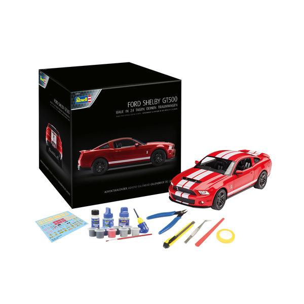 Revell 1:25 Adventskalender Ford Shelby GT