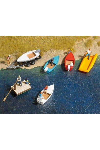 1157 BOOTE-SET H0