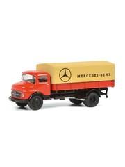 Schuco Mercedes Benz L911