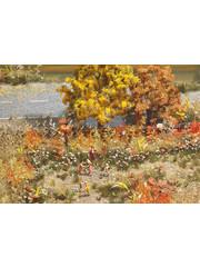 Busch 1224 landschap-set ''gouden oktober kleuren''