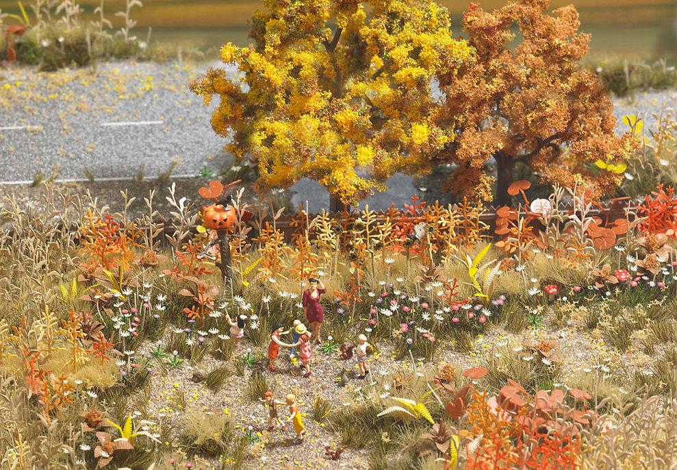 1224 landschap-set ''gouden oktober kleuren''-1