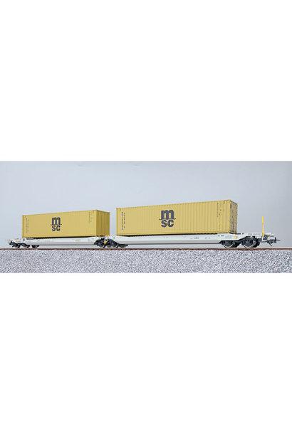 36541 containerwagen MSC - NL