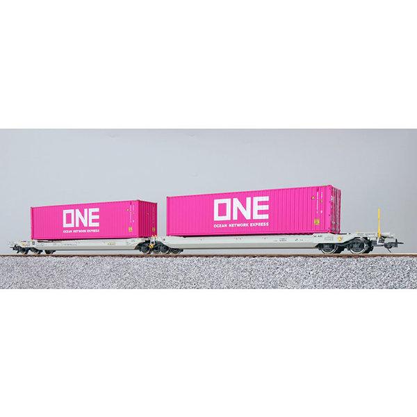 ESU 36542 H0 AAE containerwagen Sdggmrs ONE