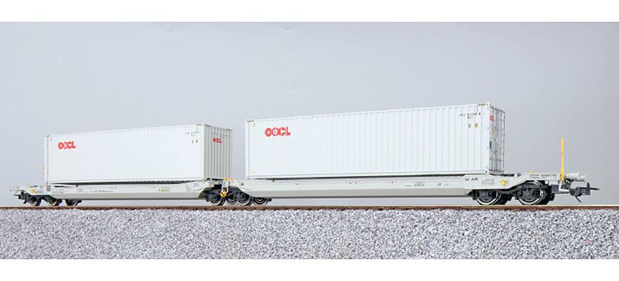 36543 H0 AAE containerwagen Sdggmrs OOL-1