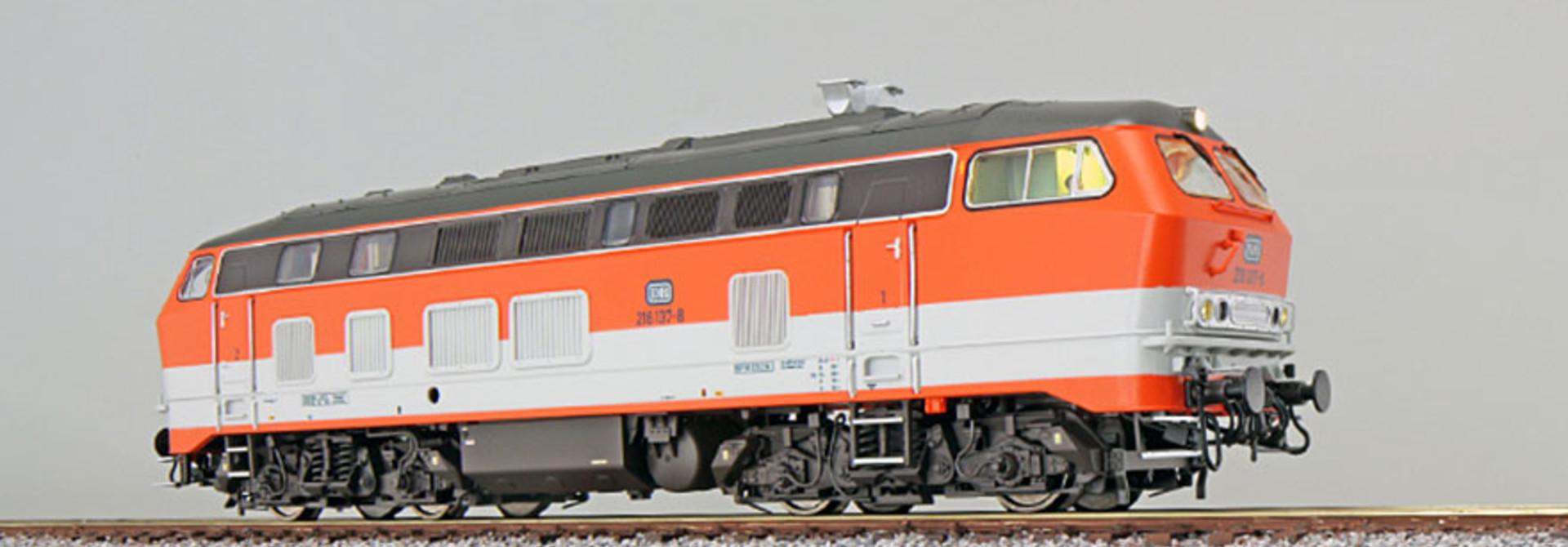 31014 Diesellok, H0, BR 218 Sound+Rauch, DC/AC