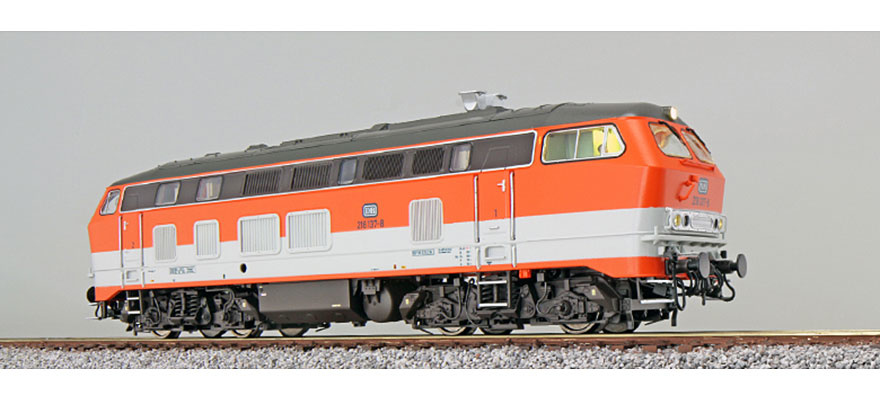 31014 Diesellok, H0, BR 218 Sound+Rauch, DC/AC-1