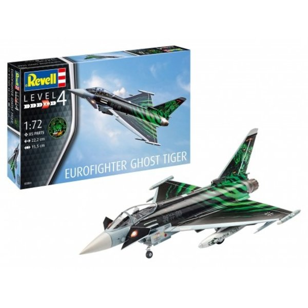 Revell Revell 1:72 Eurofighter Ghost Tiger