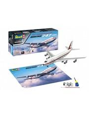 Revell Revell 1:144 Boeing 747-100, 50th Anniversary