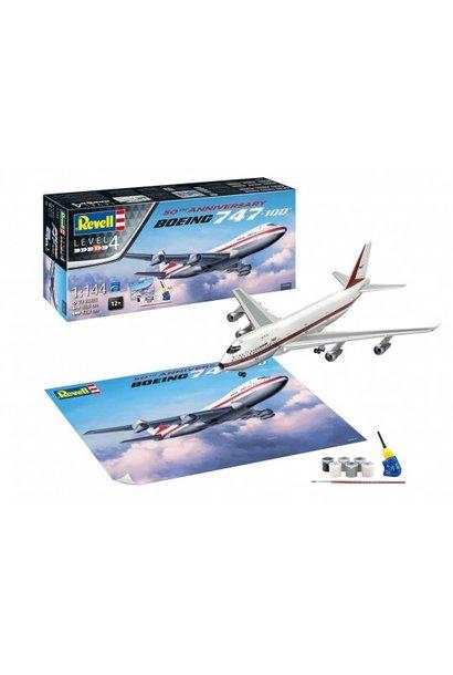 Revell 1:144 Boeing 747-100, 50th Anniversary