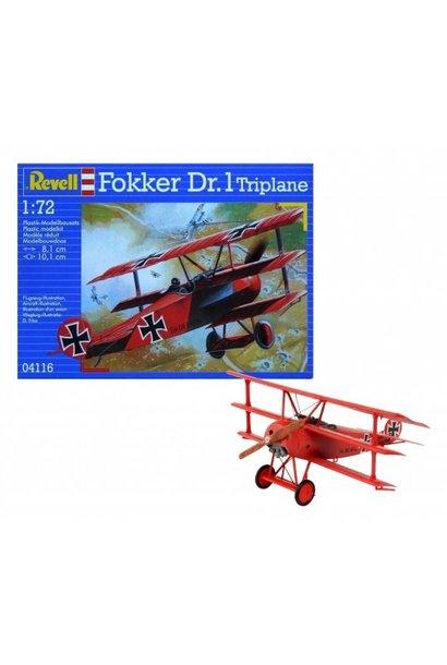 Revell 1:72 Fokker Dr. 1 Triplane