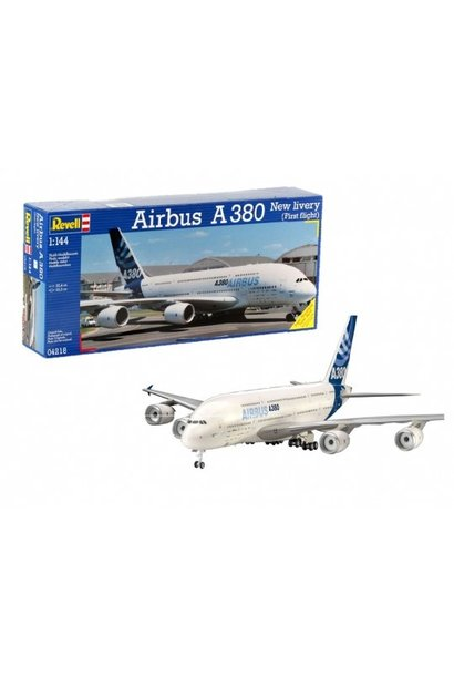 """Revell 1:144 Airbus A380 """"New Livery"""""""