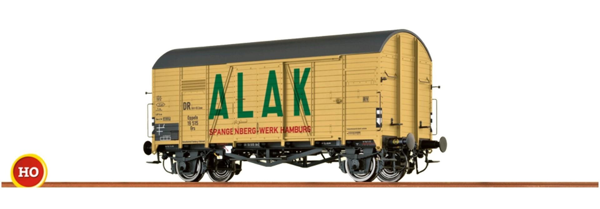 48834 Ged. Güterwagen Gmrs 30 'ALAK'