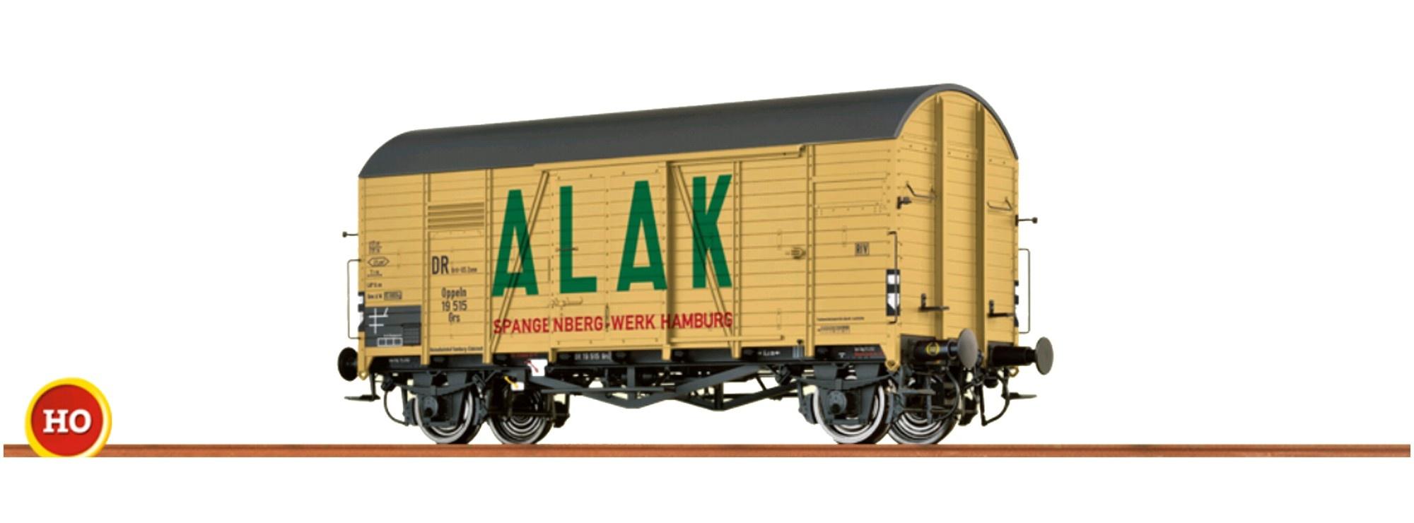 48834 Ged. Güterwagen Gmrs 30 'ALAK'-1