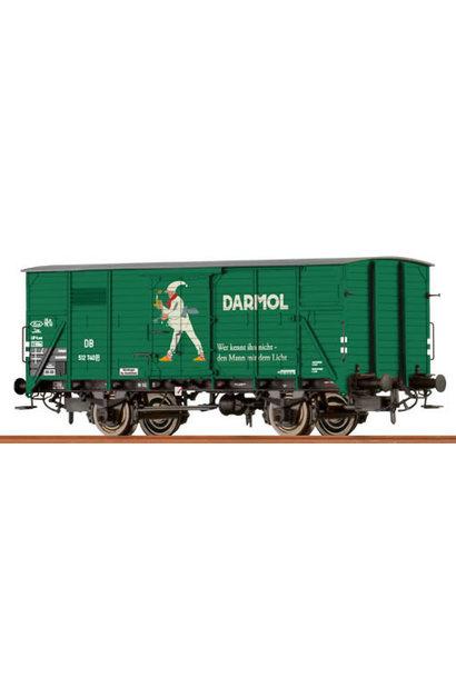 49050 Ged. Güterwagen G 10 'Darmol' DB