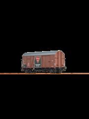 Brawa 48832 Ged. Güterwagen Gmrs 30 DB 'Eszet'