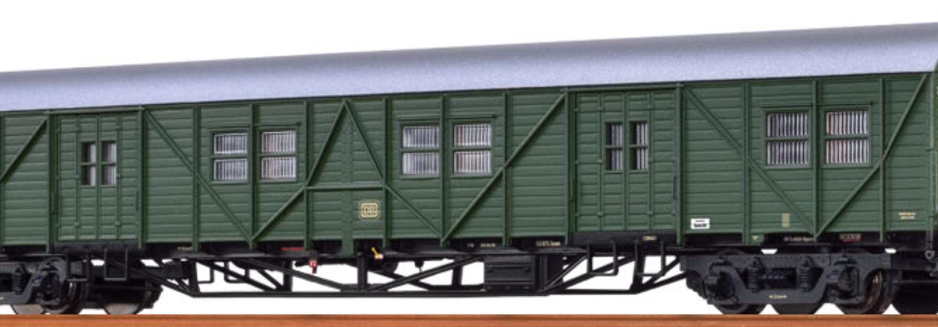 46250 Gepäckwagen MPw4yge DB