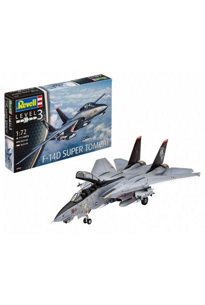 Revell 1:72 Grumman F-14D Super Tomcat