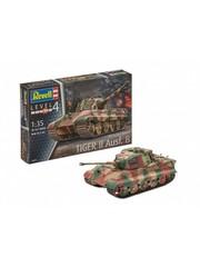 Revell Revell 1:35 TigerII Ausf.B (Henschel Turret)