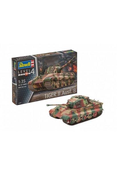 Revell 1:35 TigerII Ausf.B (Henschel Turret)