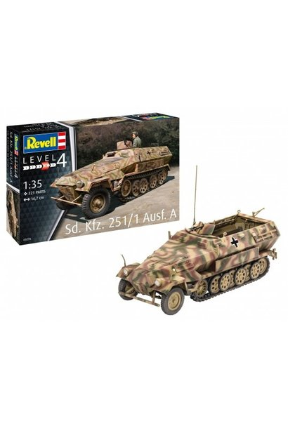 Revell 1:35 Sd.Kfz. 251/1 Ausf.A